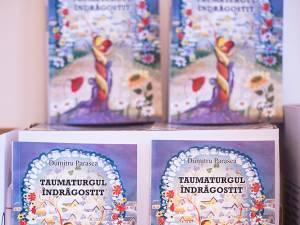 """Eveniment cultural la Rădăuţi a doua zi de Paşti, prilejuit de lansarea volumului """"Taumaturgul îndrăgostit"""" al autorului Dumitru Parasca"""