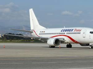 Cobrex Trans va opera zboruri din Suceava spre Madrid, Verona și București
