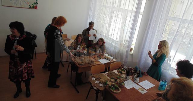 """Concursul interjudeţean """"Armonie prin artă populară şi tradiţii"""""""