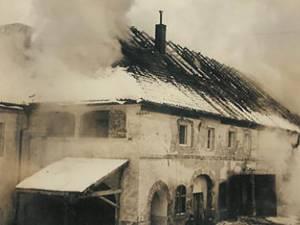"""""""Incendiu în centrul Sucevei"""""""