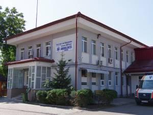 Sediul Serviciului Judeţean de Ambulanță