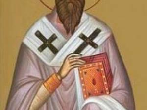 Pomenirea Sfântului, sfinţitului Mucenic Simeon, episcopul Persiei