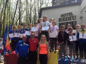 Atleţii din judeţ au luptat pentru medalii la naţionalele de cros pentru juniori şi copii