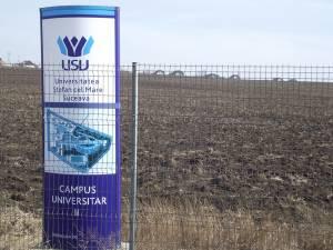 Campusul de la Moara are 30 de hectare