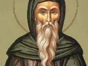 Sfântul Cuvios Ioan de la Lavra Veche