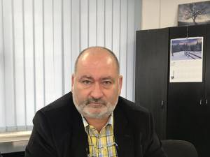 Șeful Serviciului Control în Sănătate Publică din cadrul Direcţiei de Sănătate Publică Suceava, dr. Dinu Sădean