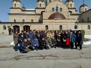 Cadre didactice de la Liceul Tehnologic Cajvana, în excursie tematică în Republica Moldova