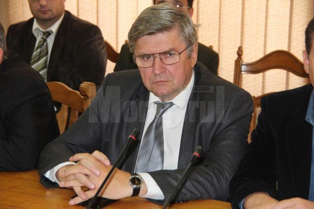 Vasile Latiș - comisar-șef adjunct al CJPC
