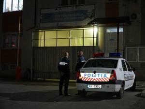 Miercuri seară, bărbatul a fost dus de polițiști la Penitenciarul Botoșani, unde își va executa pedeapsa