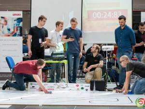 Imagini cu proiectele USV din cadrul competiției de la Oradea