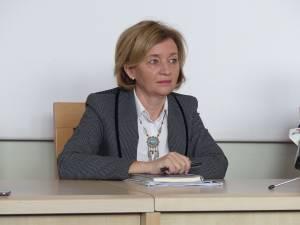 """Prorectorul Gabriela Prelipcean: """"Numărul de locuri a crescut de la 90 în 2017, la 160 în acest an"""""""