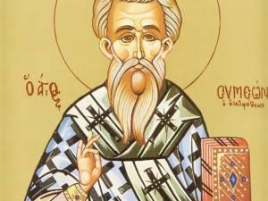 Sfântul Sfinţit Mucenic Simeon, ruda Domnului, Episcopul Ierusalimului