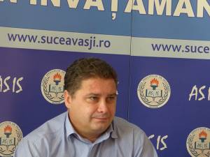 Prof. Giani Leonte, liderul ASI Suceava