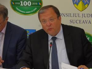 """Gheorghe Flutur a anunţat că la Vatra Dornei va începe Caravana """"Zestrea Bucovinei"""""""