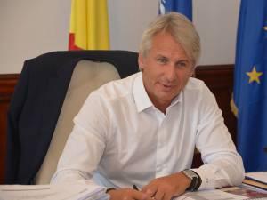 Eugen Teodorovici va efectua o vizită oficială în judeţul Suceava