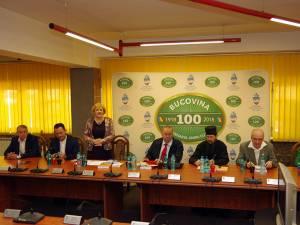 Ședința festivă găzduită de Primăria Suceava din cadrul Salonului International de Carte de la Suceava