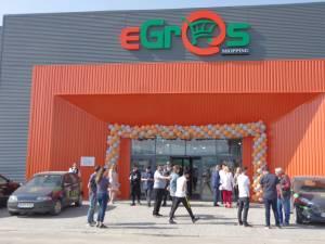 Egros Shopping a fost inaugurat sâmbătă, în urma unei investiții de 15 milioane de euro