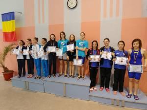 Echipa CSS Suceava a câştigat două medalii de aur