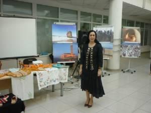 Anissa Taouil Hassouna, autoarea fotografiilor