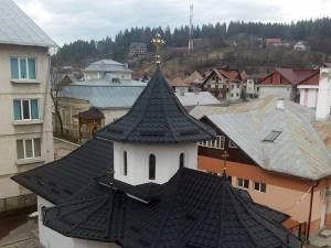 "Biserica ""Sf. Mare Mucenic Mina"" din Gura Humorului"