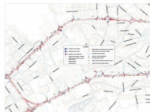 Modificări la circulaţia rutieră