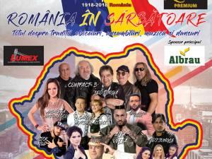 """Turneul muzical naţional """"România în sărbătoare"""" ajunge la Fălticeni"""