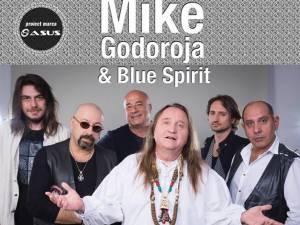 Mike Godoroja & Blue Spirit concertează la Suceava