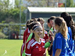 Mihaela Holtzhauser a fost convocată la echipa naţională de juniori Under 16