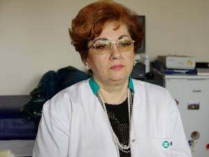 Secretarul general al Colegilor Medicilor Suceava, medicul de familie Irina Badrajan