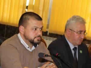 Directorul Poliţei Locale a Primăriei Suceava, Ovidiu Doroftei