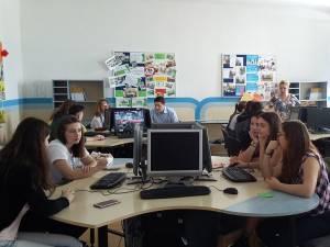 Parteneriat între Colegiul de Industrie Alimentară Suceava și licee din Slovacia și Italia
