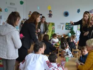 """Proiect Erasmus+, la Grădinița cu Program Normal Școlii Gimnaziale """"Constantin Morariu"""" Pătrăuţi"""
