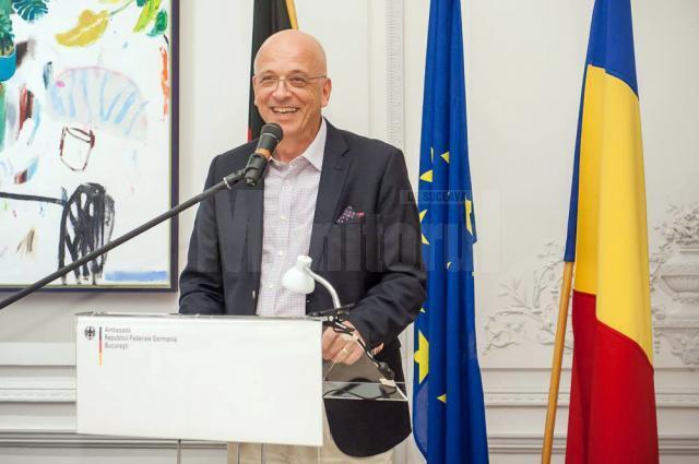 Ambasadorul Germaniei în România se va întâlni cu oamenii de afaceri din judeţul Suceava