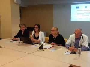 Conferinţa de lansare a proiectului Centru de excelență, la Spitalul de Urgență Suceava