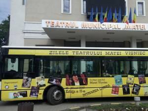Teatru în autobuz