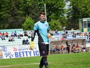 Răzvan Began va lipsi în meciul de la Timişoara din cauza unei accidentări