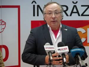 Liderul Organizaţiei Municipale Suceava a PSD, Dan Ioan Cuşnir