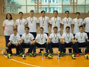 Echipa Şcolii Gimnaziale Ion Creangă Suceava