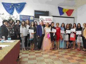"""Concursul județean """"Stil și eleganță"""", ediția a III-a, la Liceul """"Mihai Eminescu"""" Dumbrăveni"""