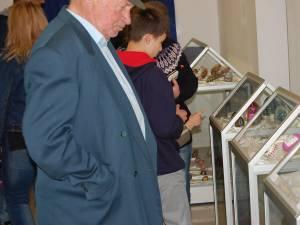 Noaptea Muzeelor a atras numeroşi vizitatori la la Muzeul de Istorie