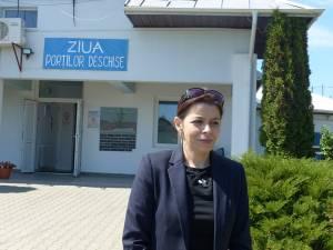 Directorul executiv al DGASPC Suceava, Georgeta-Nadia Creţuleac