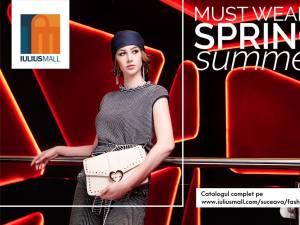 Noul catalog fashion lansat de Iulius Mall Suceava