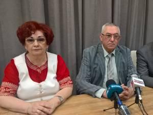 Dr. Irina Badrajan, dr. Sorin Hîncu și dr. Gabriel Gospodaru