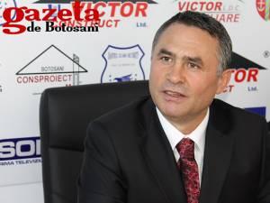 Victor Mihalachi, patronul societăţii Victor Construct, are aplicată o sancţiune cu caracter administrativ după o bătaie în trafic cu patronul de la Uvertura Mall Botoşani. Foto: Gazeta de Botoșani