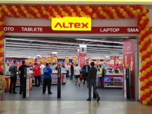 Magazin ALTEX, inaugurat în Iulius Mall Suceava
