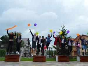 Concursuri și dezbateri de Ziua Europei, la Liceul Tehnologic Cajvana