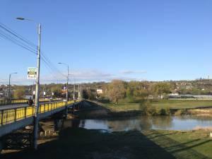 Pod peste râul Suceava