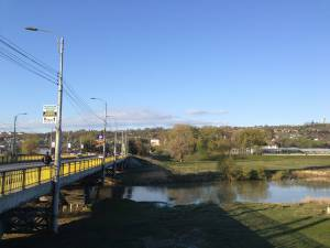 Un milion de euro, necesar pentru realizarea unui nou pod peste râul Suceava