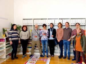 Proiect cu finanţare europeană