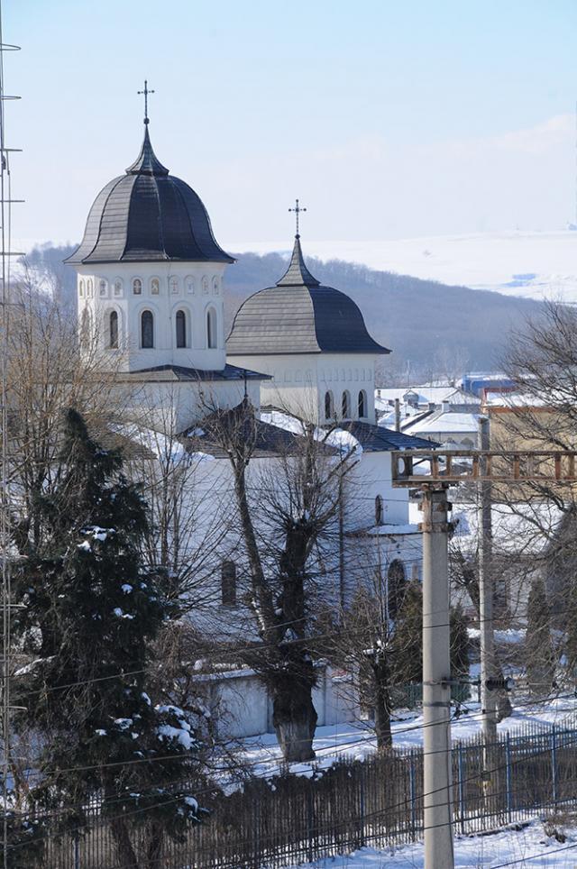 Biserica ortodoxă construită în perioada interbelică în Ițcani